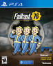 New - PS4 - Playstation 4 - Fallout 76 - Steelbook Edition w/ Controller Skin