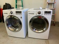 Lg 4.3 cu. ft. Ultra-Large Cap Washer/7.4 Cu-Ft. Ultra Large Capacity Gas Dryer