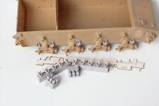 1/35 BitsKrieg BK-069 Dampers for Jagdpanzer IV/L70, Brummbär -Tristar/HobbyBoss