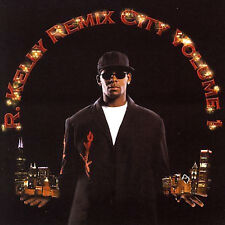 "R KELLY - ""Remix City Volume 1""  * NEW SEALED CD *  Original 2005 Album"
