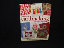 Creative Cardmaking - a complete guide, Book Hadcover