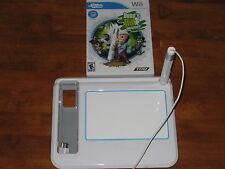 Wii uDraw Game Tablet w/ Dood's Big Adventure Nintendo Wii