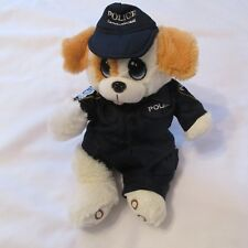 "SAINT-JEROME QUEBEC CANADA Police puppy PLUSH 14"" ST DOLL Toy"