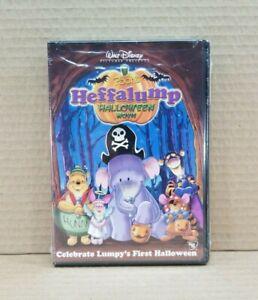Pooh's Heffalump Halloween Movie (DVD, 2005) Disney Winnie The Pooh NEW & SEALED