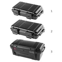Outdoor Survival Container Storage Case Sealed Waterproof Shockproof Carry Box