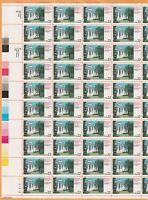 Scott #2167 Arkansas Statehood postage Stamp Sheet of 50- Cent 1985 release