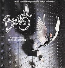 Brazil-1985-Original Movie Soundtrack-20 Track-CD
