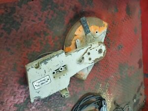 stihl ts 760 parts, clutch cover and control head assembly