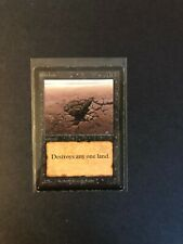 Sinkhole - Magic the Gathering - Beta - Fair Condition