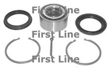 FBK585 FRONT REAR WHEEL BEARING KIT FOR NISSAN 100 NX GENUINE OE FIRST LINE