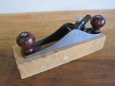 Antique Vintage R.M. Rumbold Butt Mortise Woodworking Plane with Box Excellent