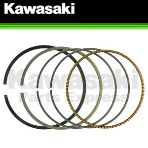 NEW 1987 - 2008 GENUINE KAWASAKI VULCAN 1500 / 88 PISTON RING SET 13008-1172