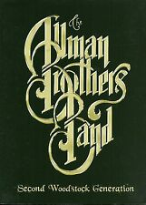 ALLMAN BROTHERS BAND Woodstock 1994 & Austin 1995 DVD Blues Rock COUNTRY