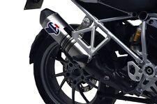 SCARICO TERMINALE TERMIGNONI BMW R 1200 GS 2013 RELEVANCE INOX camicia TITANIO