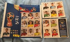 2018 Panini World Cup Stickers Assorted Stickers New