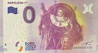 BILLET 0  EURO  NAPOLEON 1ER PARIS FRANCE 2016 NUMERO 100
