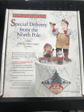4 Hallmark Keepsake Ornaments Collector's Club Membership Kit, 1999 Nib