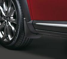 Genuine Mazda CX3 Front Mud Flap Guard Set