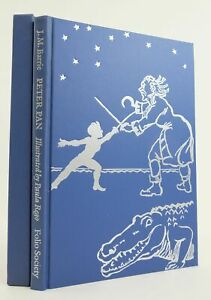 """""""PETER PAN OR THE BOY WHO WOULD NOT GROW UP - Barrie, J.M. & Birkin, Andrew. Il"""""""