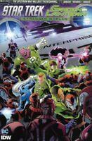 Star Trek Green Lantern Stranger Worlds #3 IDW DC Comic 1st Print 2017 NM