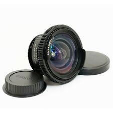 MC Mir 20M 20mm F3.5 Anamorphic Bokeh cine mod lens for Canon EF, Sony E, M4/3