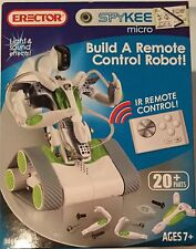 Erector Micro Spykee Robot
