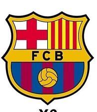12 STICKERS Barcelona Football Club Spain Vinyl Decal HQ CAR Laptop wall Helmet