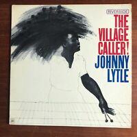 Johnny Lytle - Village Caller! Riverside 480 DG Laminated Cover Jazz - EX