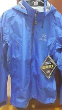 arcteryx AR goretex medium blue