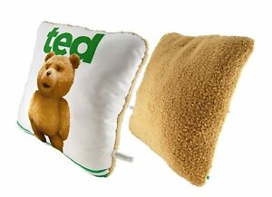 Ted 14 Inch Pillow with Sound, R-Rated and Explicit Language