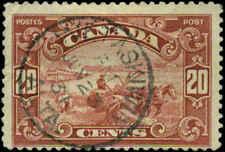 Canada Scott #157 Used