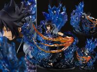 Figuarts Zero Naruto Shippuden Uchiha Sasuke Susanoo Kizuna Relation Figure Box