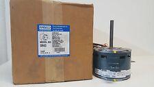 NOS IN BOX! FASCO HVAC SPLIT CAP MOTOR D843 7126-0707 U26B1 1075/870RPM 208/230V