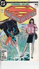 Superman The Man of Steel 2 - 1986 - Byrne - Very Fine