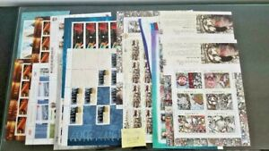 CANADA POSTAGE STAMPS x 14 Sheets of 48c & 52c MINT $86.72 CAD Face Value