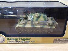 Armadura de dragón 60041 King Tiger 1 spzkp FKI pzlehrrgt 130 kaisersteinbruch'44 1/72