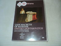 "2 DVD ""LADY MACBETH OF MTSENSK"" opera de Chostakovitch dirigé par James CONLON"