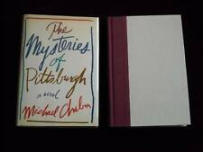 Michael Chabon - MYSTERIES OF PITTSBURGH - 1st/1st