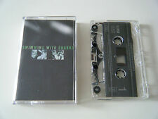 SWIMMING WITH SHARKS - INGA & ANETE HUMPE - CASSETTE TAPE - WEA (1987)