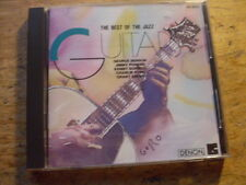 Best of Jazz Guitars [CD] DENON Benson Byrd Burrell