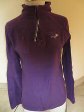 Pull polaire violet Geographical norway taille 2 (M) neuf avec étiquettes