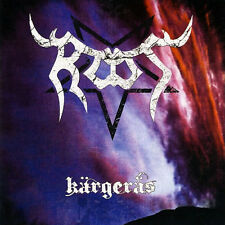 Root ‎– Kärgeräs CD Czech Black Death Metal Satanic Darkness Blackmetal NEW