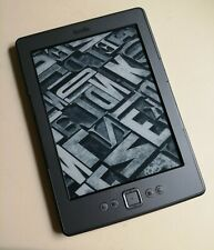 Amazon D01100 Kindle 4th Generation 2GB Wi-Fi 6 inch eBook Reader Graphite 4.1.4