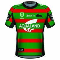 South Sydney Rabbitohs 2021 NRL Home Classic Jersey Mens Sizes S-7XL!