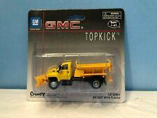 Boley #3014-88 Gmc Topkick Yellow Snow Plow (Retired Authentic Boley)