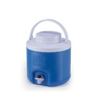 Botticella termica con rubinetto dispenser azzurro 4Lt PLASTIME