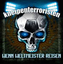 KNEIPENTERRORISTEN - WENN WELTMEISTER REISEN LIMITIERTE 13 SONG DIGI CD + KTCD