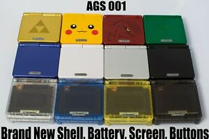 *Refurbished* Nintendo GameBoy Advance SP AGS-001 Choose Your Color GBA Console