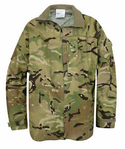 MTP Light Goretex Jacket - Grade 1 Used - Genuine Army Issue - Various Sizes
