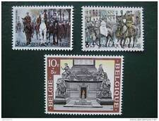 timbres belges : 50 anniversaire de la victoire de 1918 1968
